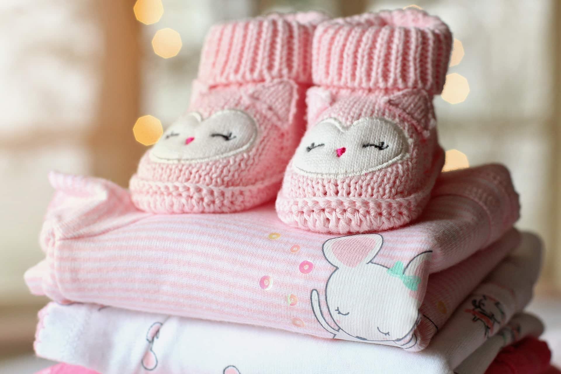 Quelle quantité vêtement acheter pour bébé ?