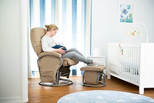 Quel est le meilleur fauteuil pour allaiter ?